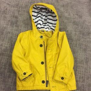 Gap raincoat: 18-24 months